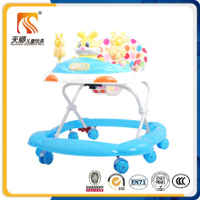 2016 Plastic Material Baby Walker Popular in China