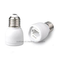 Adaptador de lámpara E27 a G24