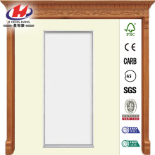 Premium Flush Primed Steel Prehung Front Door