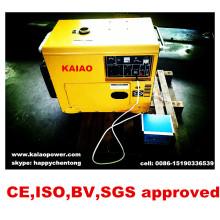 5kw Portable Silent Diesel Generator Sets Best Selling