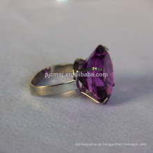 2017 de alta qualidade claro cor cristal guardanapo anel