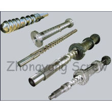 Nitrided Screw and Barrel for Rubber Machine