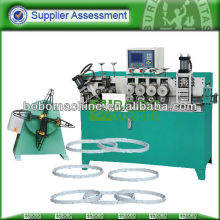 AUTOMATIC PLC LIGHT CLAMPS FORMING MACHINE