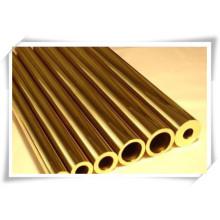 Половина жесткой 1/4 жесткой латунной трубы C38500 для водопроводных труб