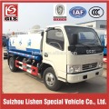 Dongfeng water tank truck 4ton