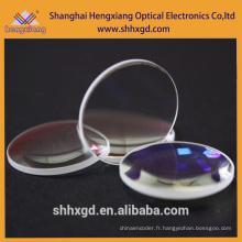 Lentilles de qualité optique Lentille Fresnel Infrarouge Bk7 / K9 Matériaux optiques