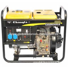 2.6kW Changfa Mini Power Diesel Generator Set with 230V Voltage, 50Hz Frequency