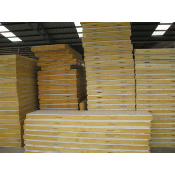 PU Wall Panel Both Sides PPGI