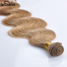 La mejor Extensión del pelo humano Punta plana Pre-bonde virginal brasileño del pelo Popular América Europea Alibaba Gold Fabricante