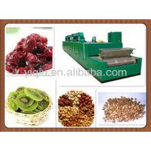 Máquinas de deshidratación vegetal de gran capacidad