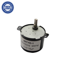 49tyd 5W AC Synchronous Motor 24V 220 V for Office
