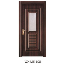 Low Price Excellent Quality Hotsale Melamine Door (WX-ME-108)