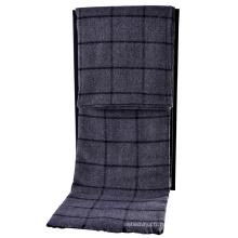 2017 hiver couleur unie plaid faux cachemire écharpe poncho pashmina châles de pakistan inde pashmina foulards
