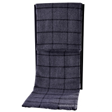 2017 inverno cor sólida xadrez cashmere falso cachecol ponche pashmina xales do paquistão índia pashmina lenços