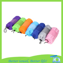 Quick-Dry Custom Microfiber Suede Travel Sports Towel
