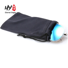 A granel bolsa de gafas personalizadas, bolsa de microfibra al por mayor, teléfono móvil bolsa de microfibra