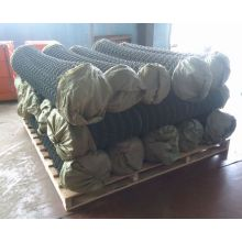 Factory Wholesale Galvanized Chain Link Fence Panels