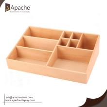 High Quality for Best Cosmetic Displays,Cosmetic Counter Display,Cosmetic Display Rack for Sale Wooden Cosmetic Makeup  Lipstick Display Stand supply to El Salvador Wholesale