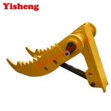 excavator thumb clamp for E312 E320B E320C E320D E325 E345 E305 hydraulic thumb bucket