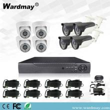 CCTV 8ch 4K 8MP Tsaro DVR Kits