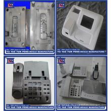 Werksseitig Kunststoff-Spritzgussform für Bürotelefonteile