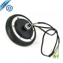170mm Drum Brake Design 6 Inch Wheel Hub Motor Tyre 250w 350w