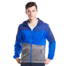 Men′s Summer Breathable Jackets Anti-UV Coat