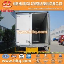 SHACMAN 4x2 270hp Koffer LKW für den Export nach Afrika