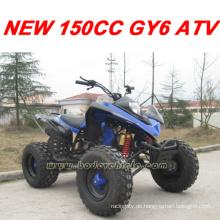 Neue 150cc Gy6 Quad ATV für den Einsatz
