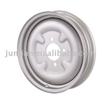Gasoline tricycle wheel rims