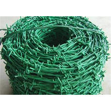 Hot Selling PVC coated Barbed Wire