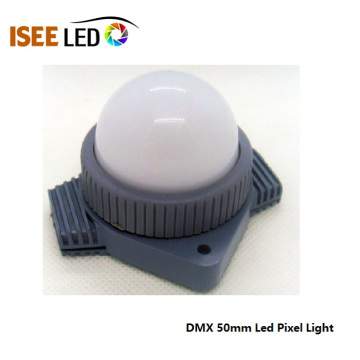 50mm القطر LED RGB DMX Dot Lights