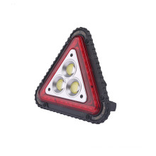 Portable Waterproof LED Flood Light Triangle Warning Light