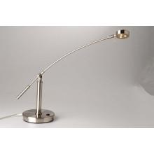 Lâmpada de mesa de leitura LED simples