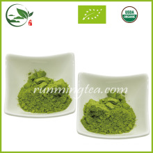 Té verde de Matcha de la salud orgánica de la primavera