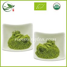 Thé vert de matcha de santé organique de ressort