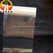 Película de PET transparente de poliéster para isolamento