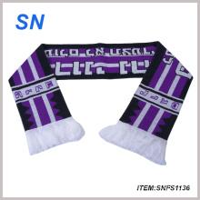 Wholesale New Fashion Football Fan Soccer Scarf