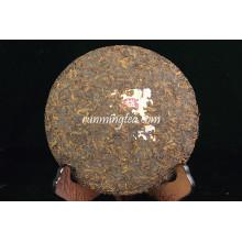 2009 Menghai Dayi 7572 Ripe Puerh Tea (902), 357g / gâteau