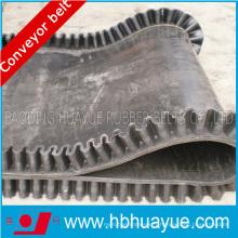 Haute résistance, bonne stabilité, ceinture en caoutchouc à parois latérales corrigées Ep