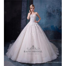 A linha de vestido de noiva vestido de noiva 2017 HA580