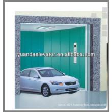 Yuanda car elevator for transporting cars