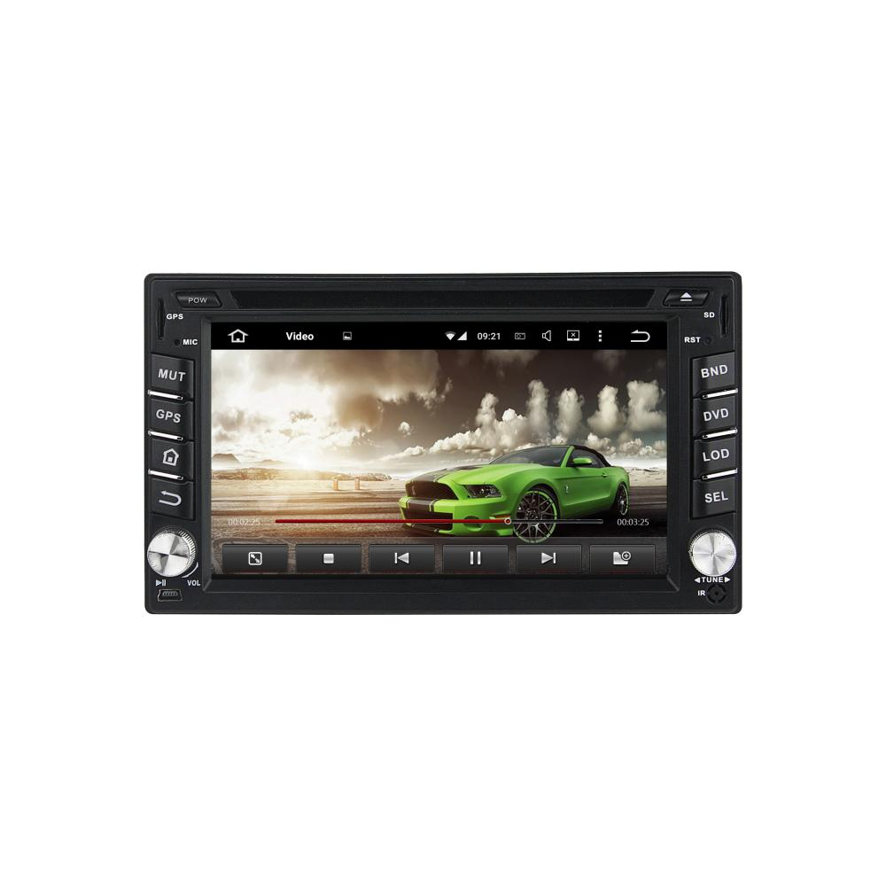 Multimedia auto dvd universele speler
