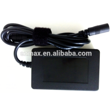 90W, Universal, 2PIN, name card ac laptop adapter