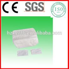 Tapis de coton cosmétiques Fabricants anti-peluches
