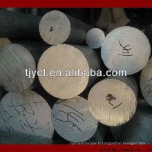 Barre / barre d'acier inoxydable de SUS304