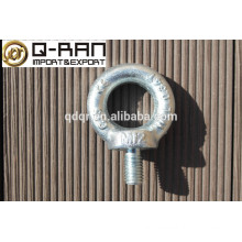 Galvanized DIN 580 Eye Bolt