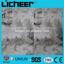 Pvc telha de vinil de luxo fabricante pavimentação / PVC Pavimento VINYL TILE 0.1mm0.3mm0.5mm0.7mm