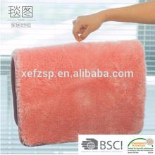 polyester microfibre lavable grand pas cher en gros tapis