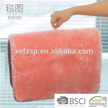 polyester microfiber washable large cheap wholesale area rugs